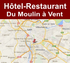cheap hotel lyon vénissieux between A7 and A43 motorways