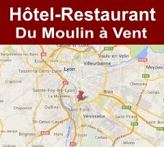 billige Hotel Lyon Vénissieux zwischen A7 und A43