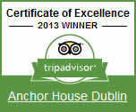 Anchor House Dublin Tripadvisor